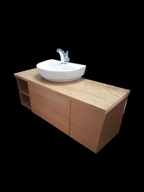 Duża szafka łazienkowa pod umywalkę