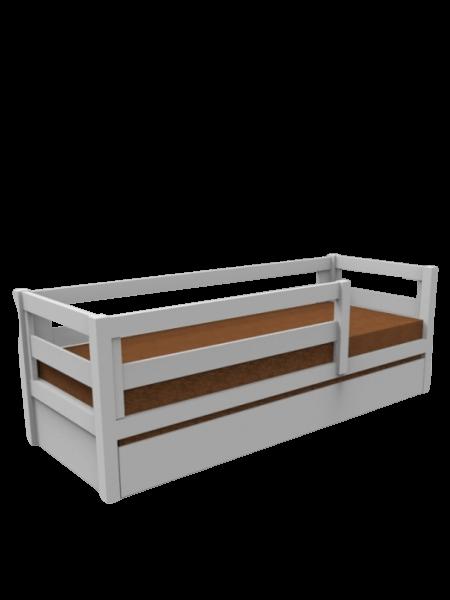 Łóżko ze skrzynią 2w1
