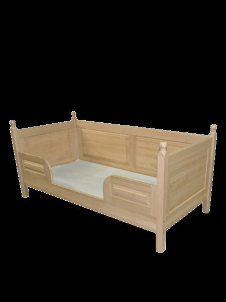 Masywne łóżko BUK 90