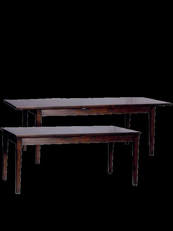 Stół patynowany 180