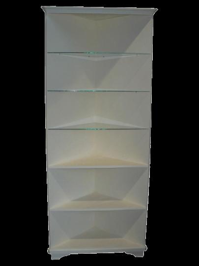 ZM kredens malowany na biało