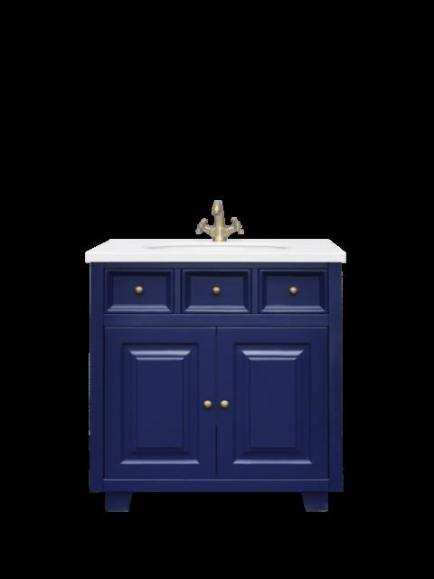 Szafka łazienkowa Kobalt blue
